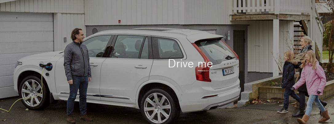 Volvo Driver Me