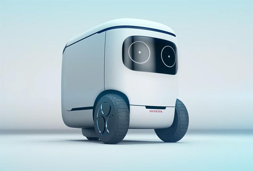 """Robot Honda """"tấn công"""" CES 2018 3"""