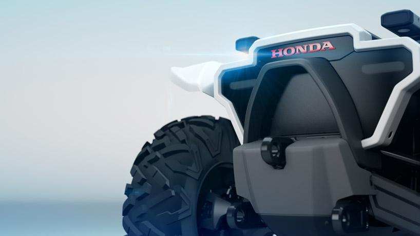 """Robot Honda """"tấn công"""" CES 2018 4"""