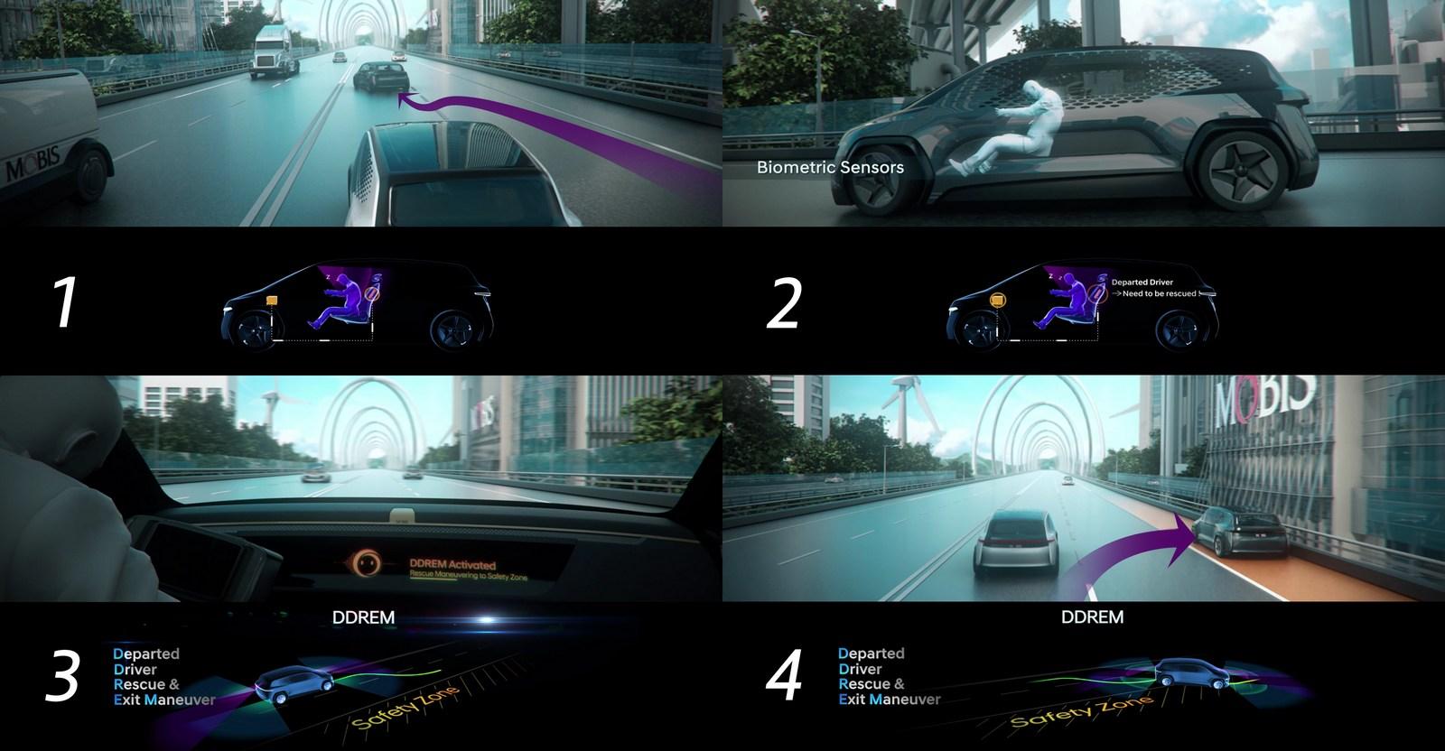 Ôtô an toàn hơn nhờ công nghệ phát hiện tài xế buồn ngủ