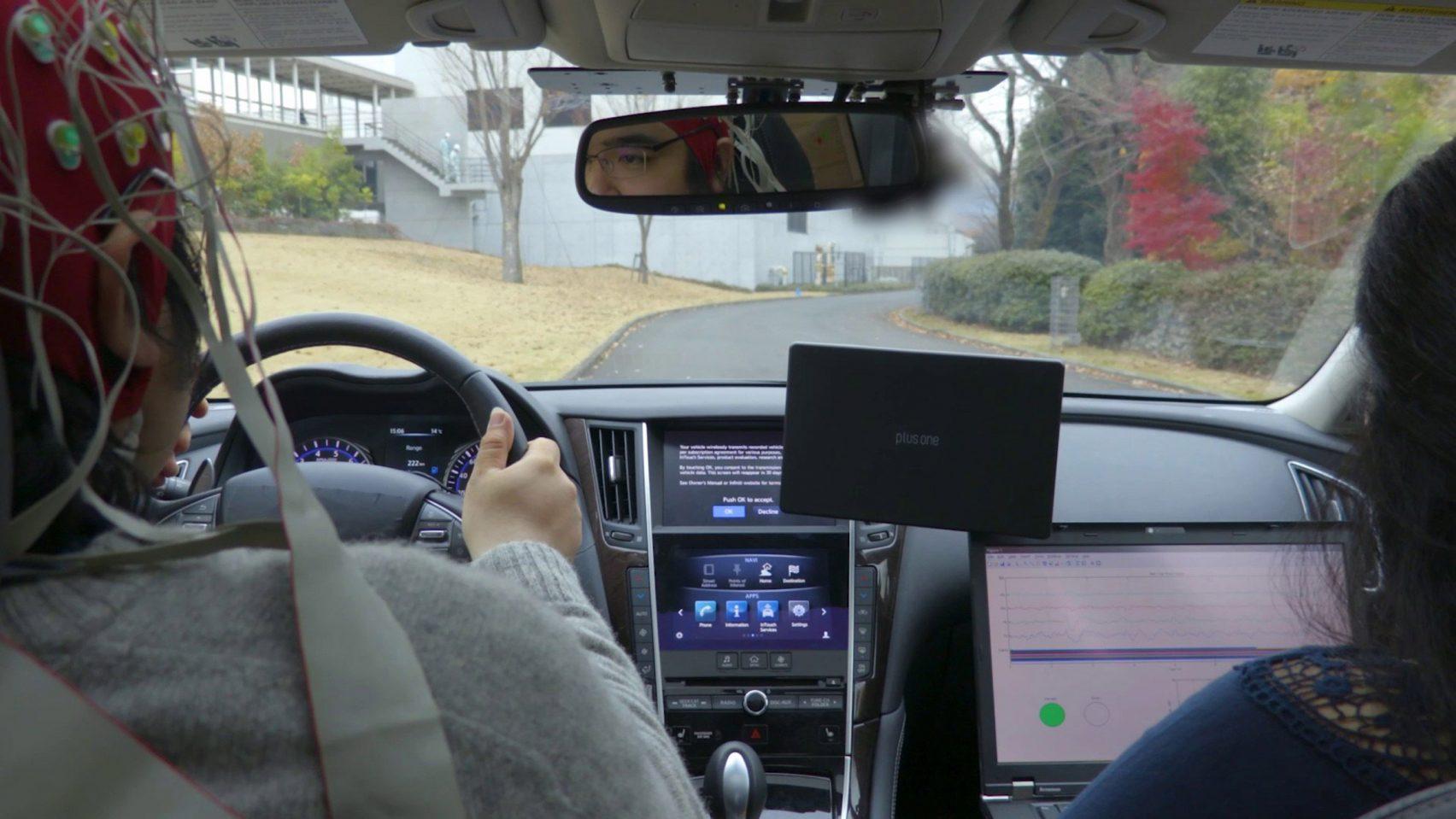Nissan giới thiệu công nghệ B2V 1