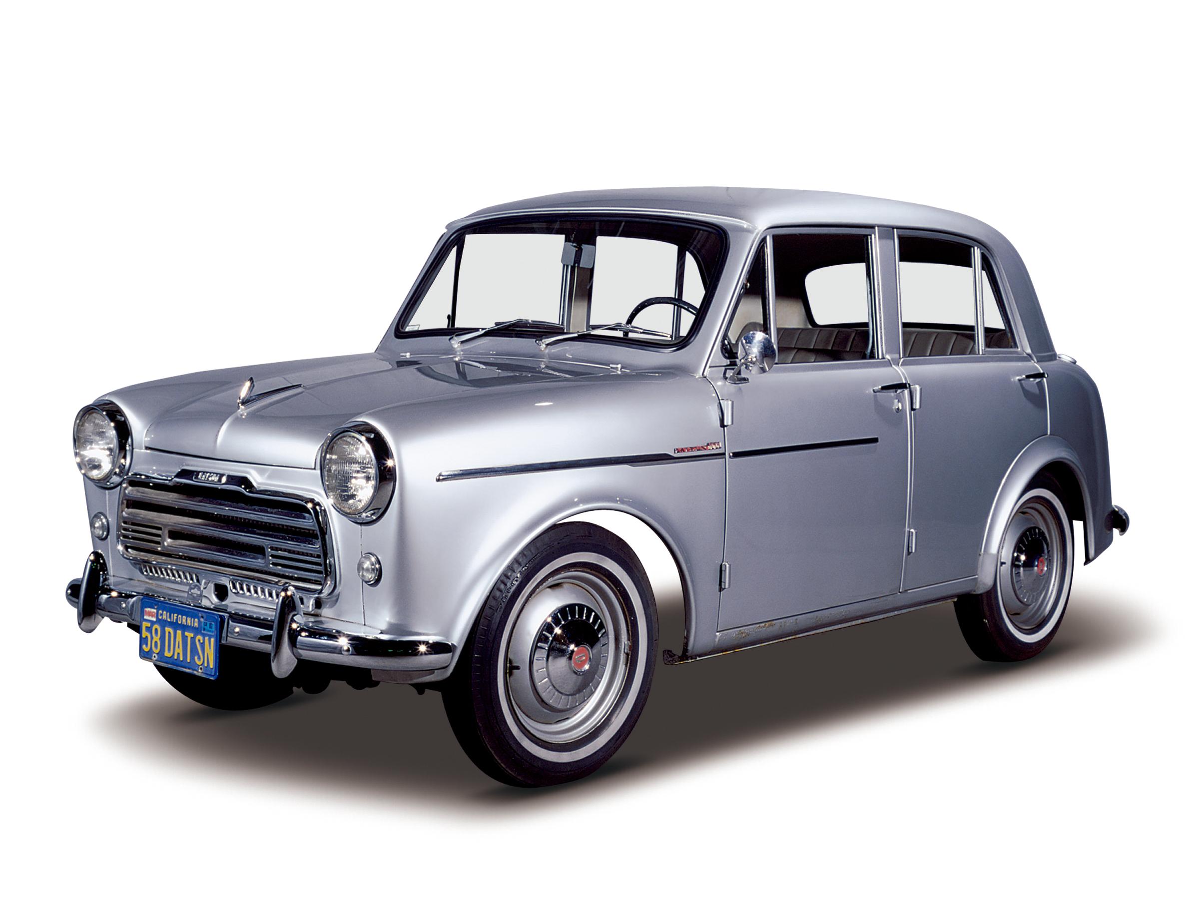 Xe Datsun 1000 1958