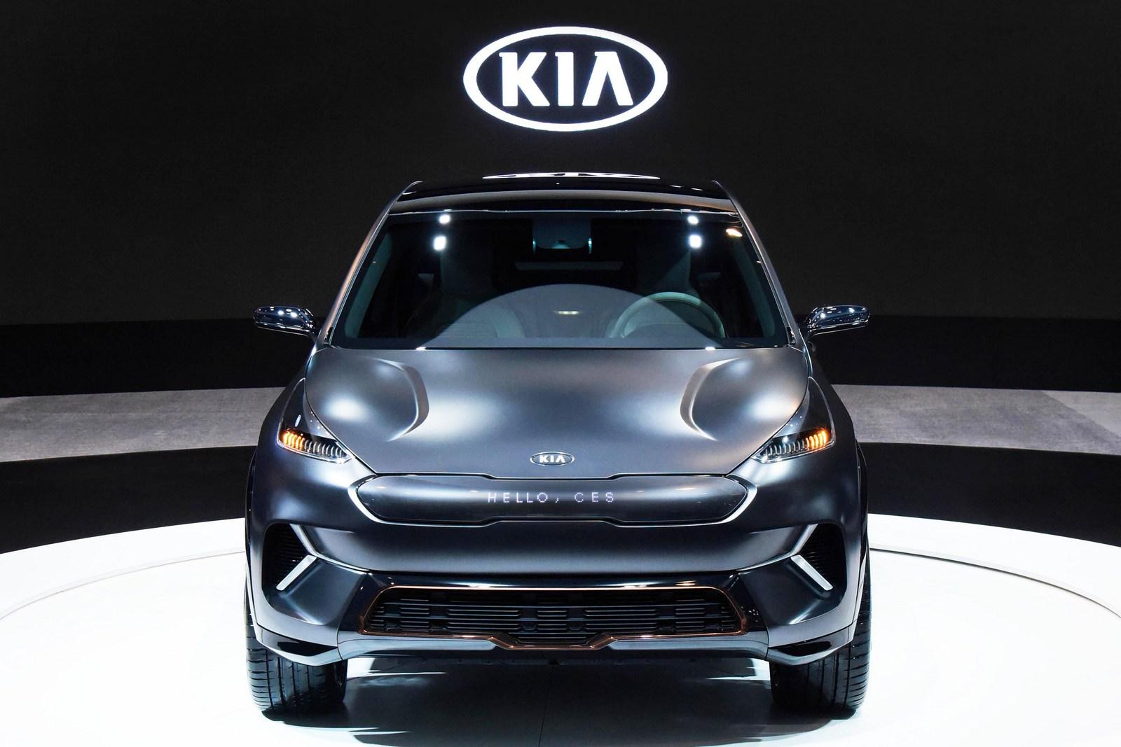 Xe Kia Niro EV Concept 1