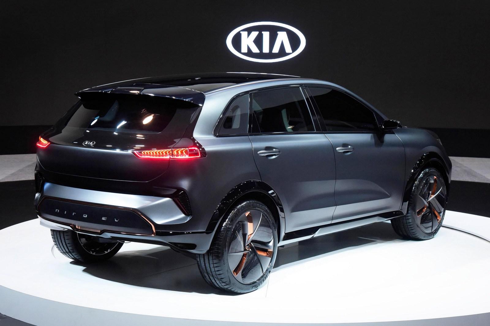 Xe Kia Niro EV Concept 2