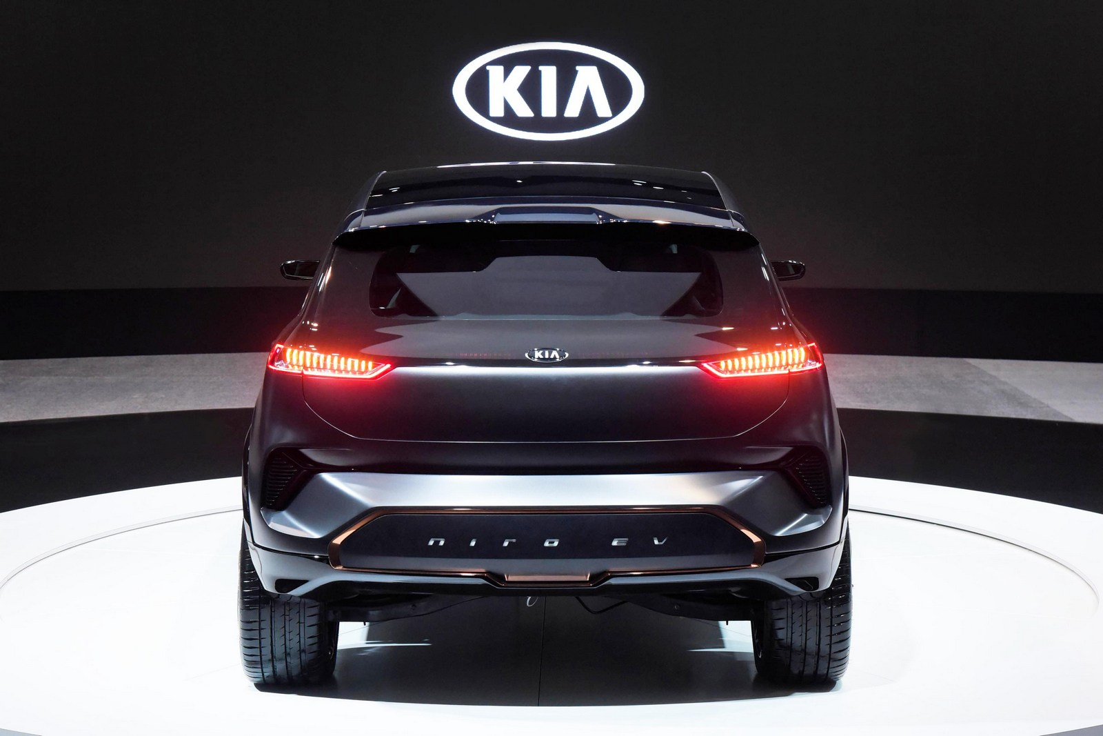 Xe Kia Niro EV Concept 3
