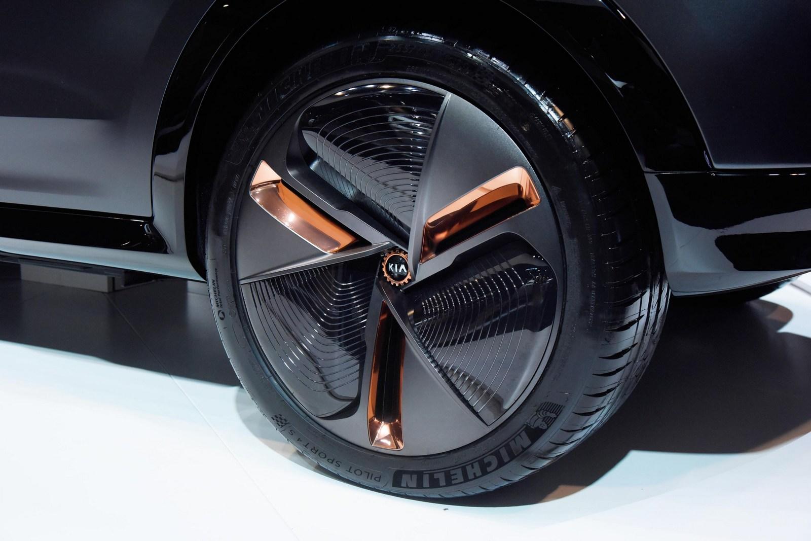 Xe Kia Niro EV Concept 6