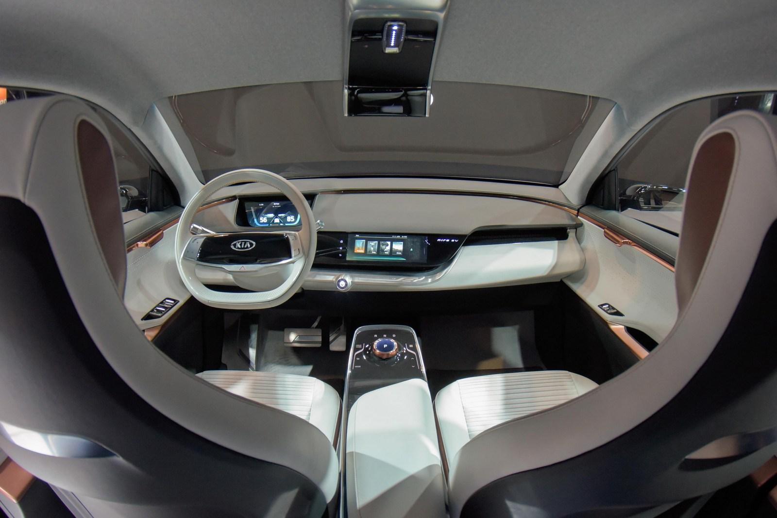 Xe Kia Niro EV Concept 8