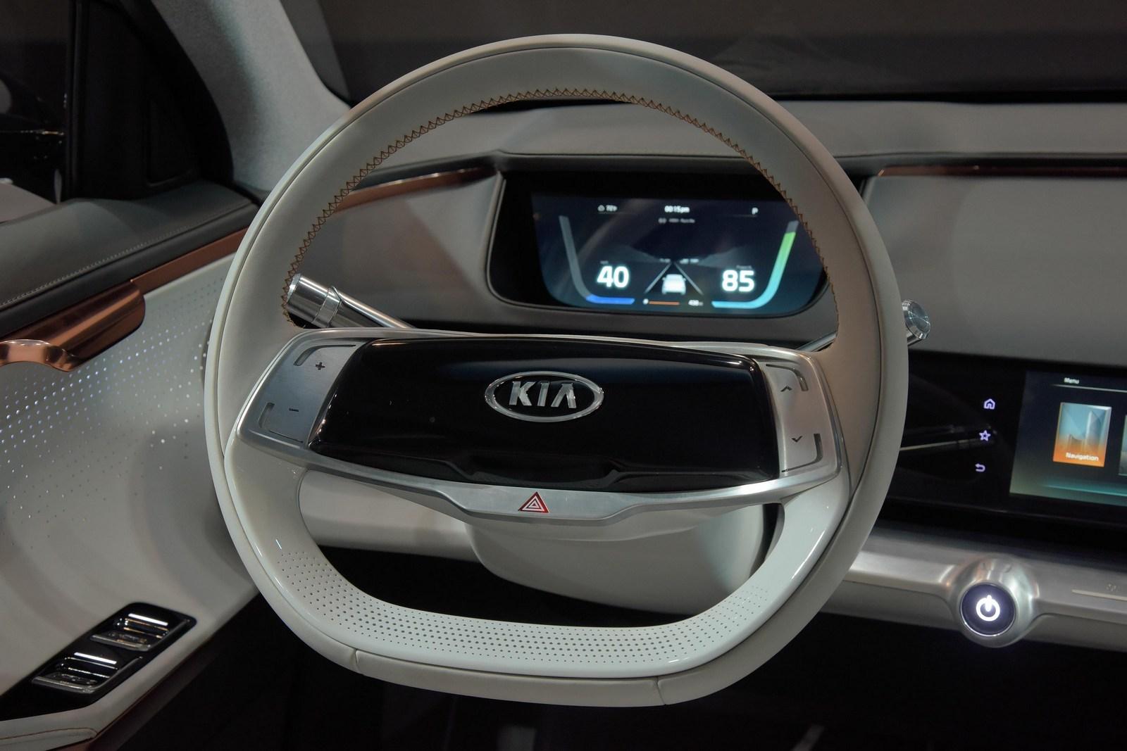 Xe Kia Niro EV Concept 9