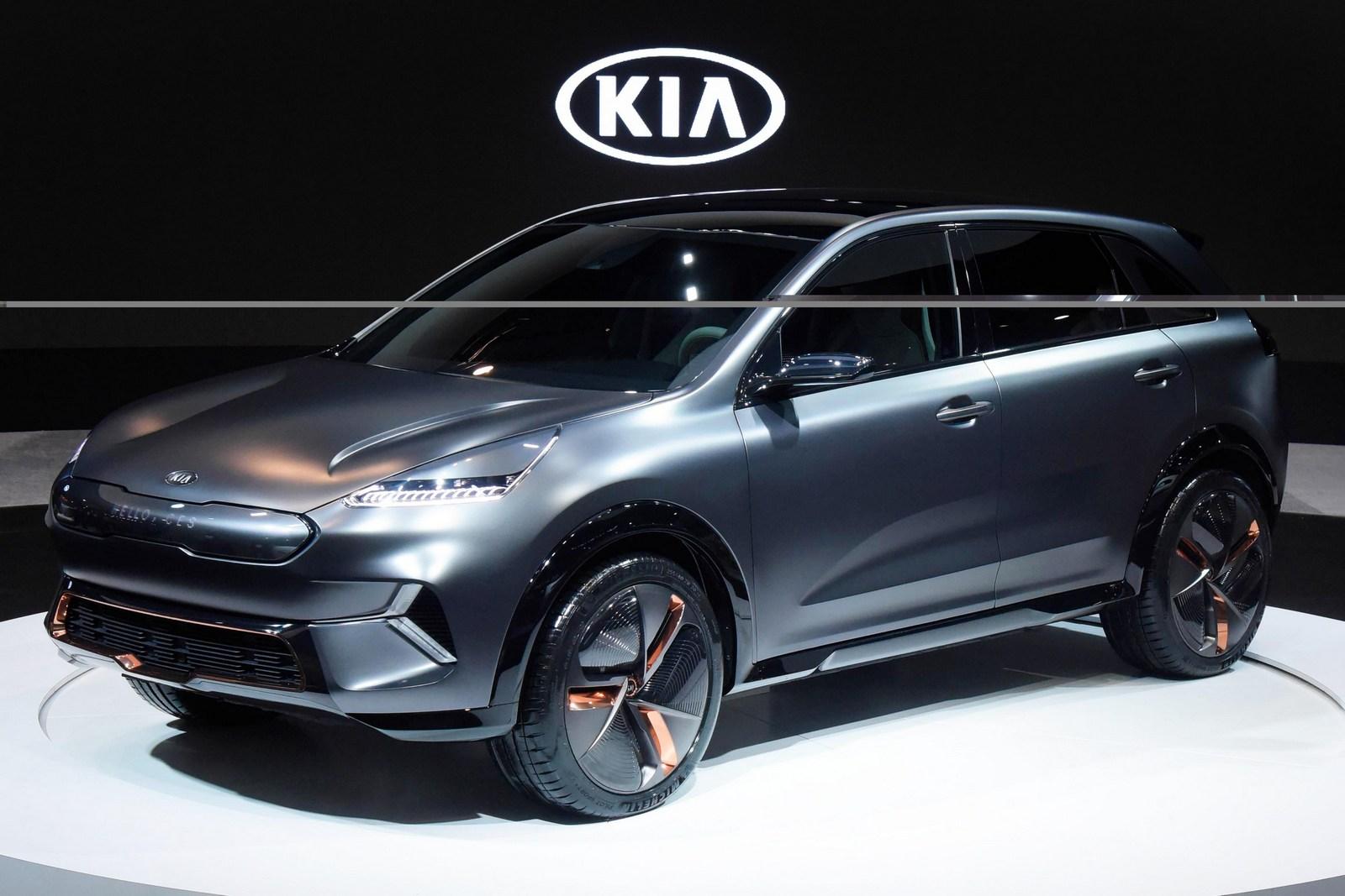 Xe Kia Niro EV Concept