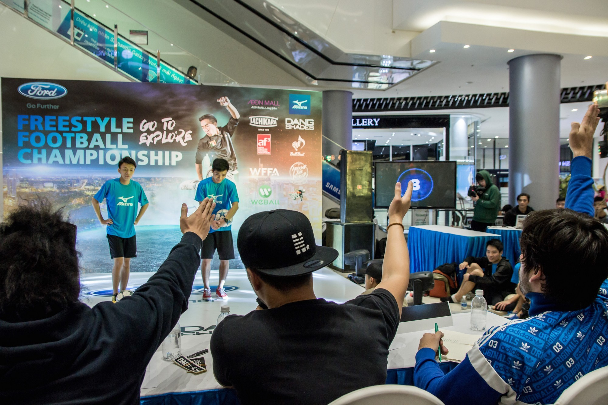 Ford Việt Nam đồng hành cùng Giải bóng đá nghệ thuật 2018 3