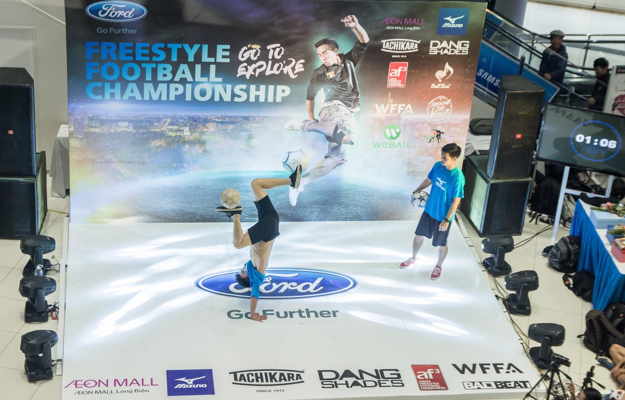 Ford Việt Nam đồng hành cùng Giải bóng đá nghệ thuật 2018 5