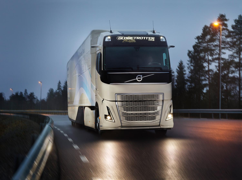 Xe tải điện Volvo 2