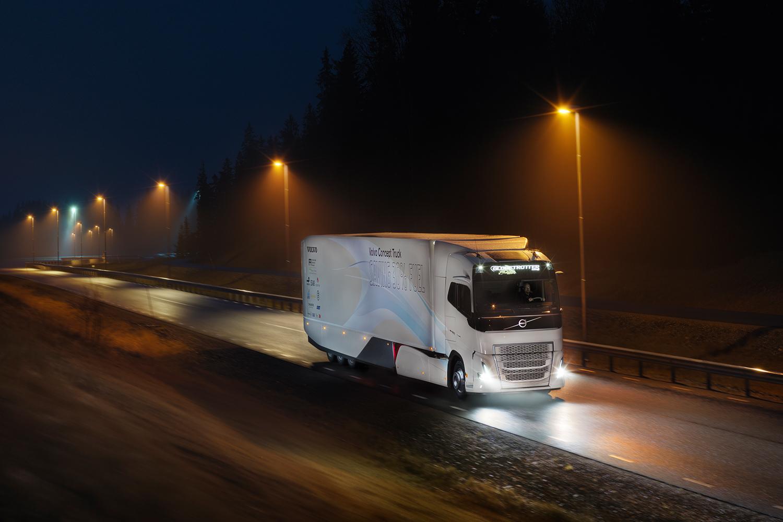 Xe tải điện Volvo 4