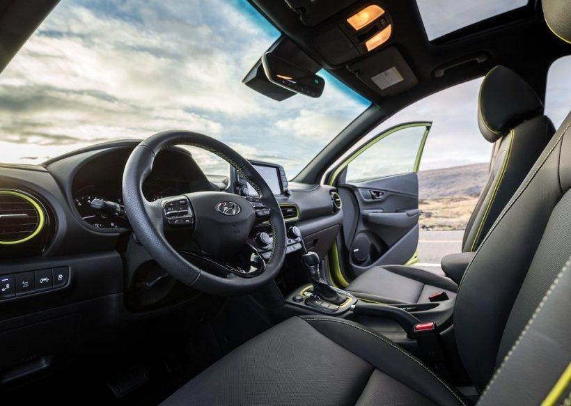 Xe Hyundai Kona 2018 5