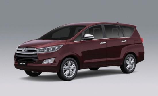 Toyota Innova đắt khách tại Ấn Độ