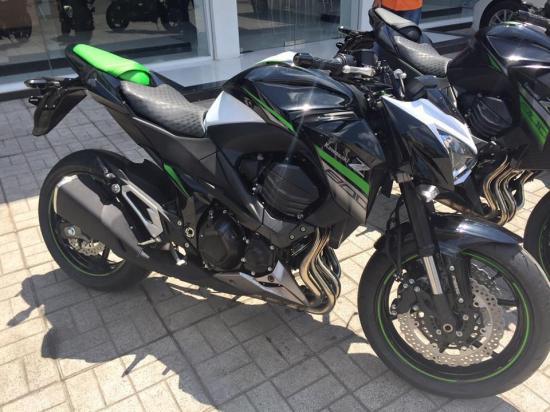 Kawasaki Z800 ABS 2016 đầu tiên về Việt Nam A1