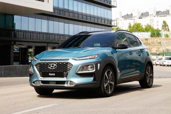 Xe Hyundai Kona SUV nhỏ nhiều trang bị khủng 5