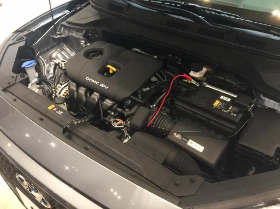 Xe Hyundai Kona SUV nhỏ nhiều trang bị khủng 13