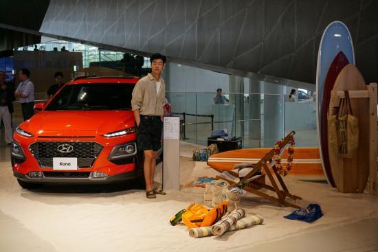 Xe Hyundai Kona SUV nhỏ nhiều trang bị khủng 2