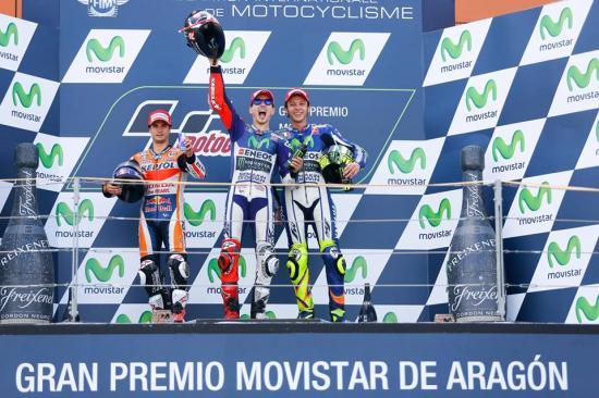 Marquez đo đường ngay từ vòng đua thứ 2