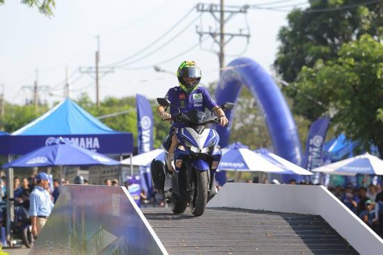 Khán giả Việt gần MotoGP hơn bao hết