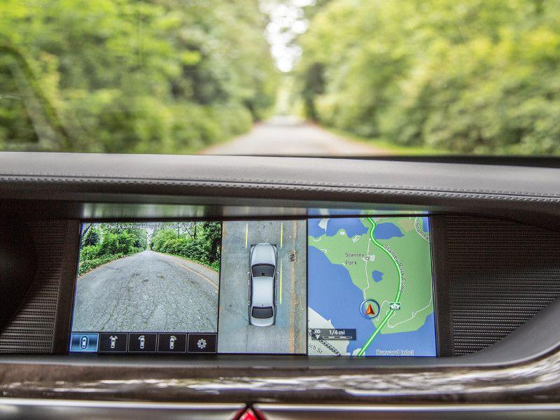10 mẫu xe có camera 360 tốt nhất