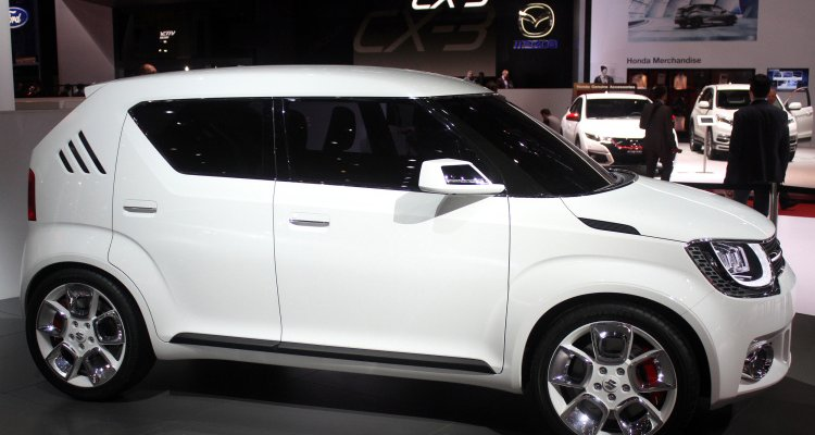 Suzuki iK-2 Concept và iM-4 Concept