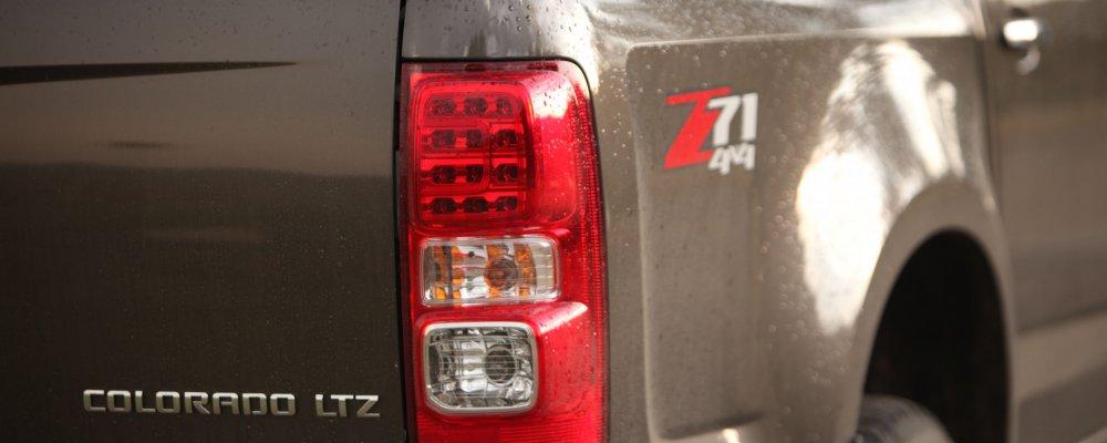 Chevrolet Colorado chiếc bán tải đậm phong cách