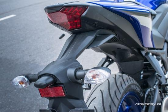 Yamaha YZF-R3 2015 – sportbike sử dụng hàng ngày
