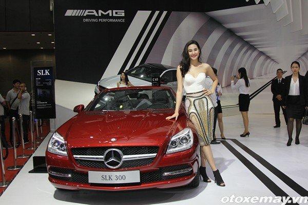 Màn trình diễn của Mercedes-Benz tại VMS 2015