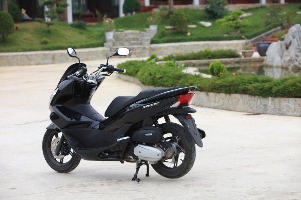 Honda PCX - Xe ga tiện ích