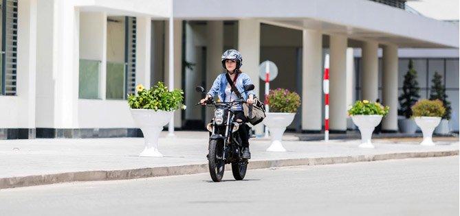 Kymco giới thiệu xe côn tay K-Pipe 125 tại Việt Nam