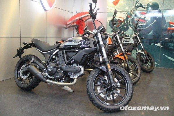 Ducati Scrambler Sixty2 xuất hiện tại Hà Nội, giá 285 triệu