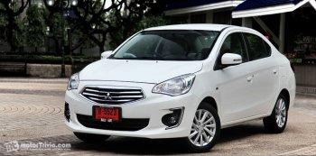 Đánh giá khả năng Mitsubishi Attrage trong tầm 500 triệu
