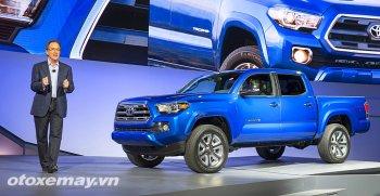 Toyota Tacoma 2016, Vua bán tải Nhật ở Mỹ