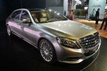 Khám tận tay nội thất Mercedes-Maybach S-Class
