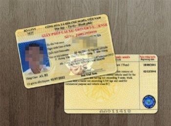 Không cần khám sức khỏe vẫn được đổi giấy phép lái xe