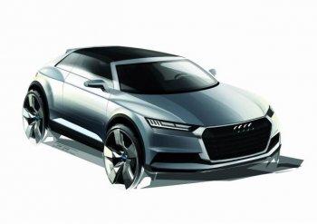 Audi SUV Q8 sẽ thách thức Mercedes GL