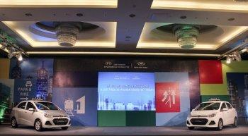 Hyundai Grand i10 ra mắt phiên bản sedan, chốt giá 399 triệu đồng