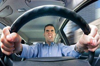Những sai lầm thường gặp khi lái xe