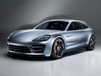 """Porsche thách thức Tesla bằng """"tiểu"""" Panamera chạy điện"""