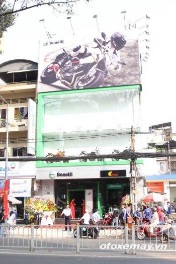 Điểm hẹn mới tại Sài Gòn cho dân chơi môtô phong cách Ý