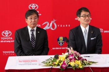 Hiệp hội các nhà sản xuất ô tô Việt Nam có chủ tịch mới