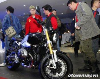 BMW R NineT – di sản Đức, miền đất hứa cho dân độ