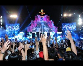 Giới trẻ Sài thành háo hức chờ đón Tiger Remix 2015