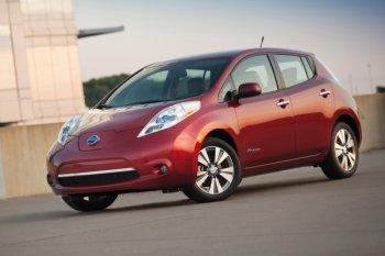 Nissan xây dựng thêm 1.100 trạm sạc xe điện tại Mỹ