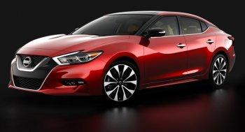 Nissan hứa mang chiếc Maxima 2016 tới triển lãm ôtô New York