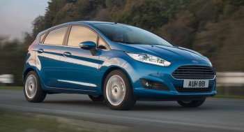 Ford Fiesta đắt khách nhất tại châu Âu