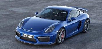 Porsche giới thiệu thành viên mới trong gia đình Cayman