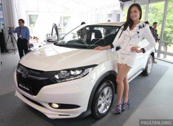 Honda HR-V ra mắt tại Malaysia với giá khởi điểm 28.000 USD